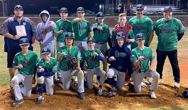 Spring 2021 13U (Green) Perfect Game Super Bowl Saturday One Day Tournament, Finalist
