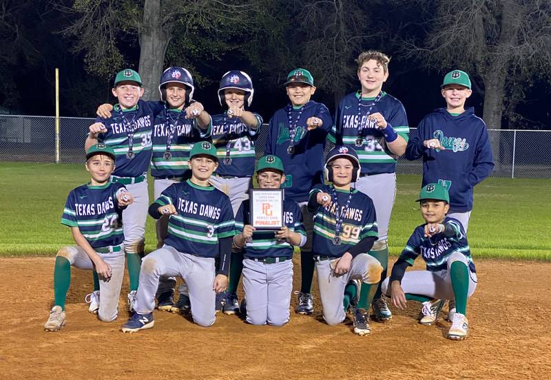 Spring 2021 12U (Green) Perfect Game Super Bowl Saturday One Day Tournament, Finalist